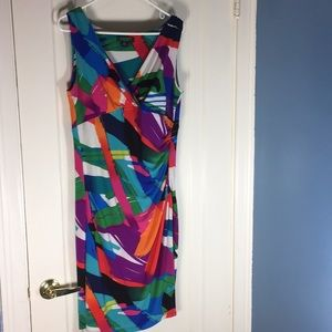 Ralph Lauren Sleeveless Dress Size 10